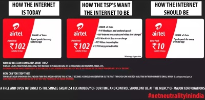 Fight for Net Neutrality In India